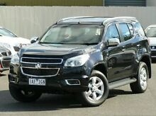 2013 Holden Colorado 7 RG MY13 LTZ Black 6 Speed Sports Automatic Wagon Sunbury Hume Area Preview