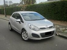 2014 Kia Rio UB MY15 S Silver 4 Speed Sports Automatic Hatchback Thorngate Prospect Area Preview