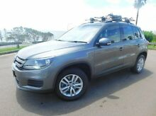 2011 Volkswagen Tiguan 5N MY11 103TDI DSG 4MOTION Grey 7 Speed Sports Automatic Dual Clutch Wagon Maroochydore Maroochydore Area Preview