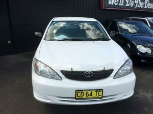 2003 Toyota Camry ACV36R Altise White 4 Speed Automatic Sedan Cardiff Lake Macquarie Area Preview
