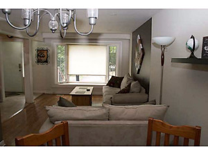 3 Bdrm unit on beautiful 1 acre lot.  MAY.1ST