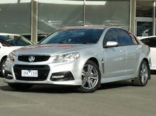 2014 Holden Commodore VF MY14 SV6 Silver 6 Speed Sports Automatic Sedan Sunbury Hume Area Preview