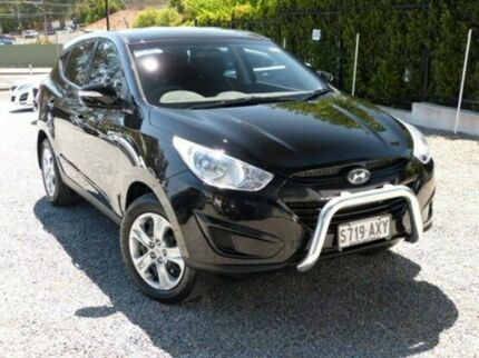 2013 Hyundai ix35 LM2 Active Black 5 Speed Manual Wagon Paradise Campbelltown Area Preview