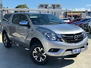 2015 Mazda BT-50 UP0YF1 XTR Silver 6 Speed Sports Automatic Utility Palmyra Melville Area Preview