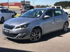 2015 Peugeot 308 T9 Allure Grey 6 Speed Sports Automatic Hatchback Morwell Latrobe Valley Preview