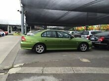 2003 Holden Commodore VY S Green 4 Speed Automatic Sedan Maidstone Maribyrnong Area Preview