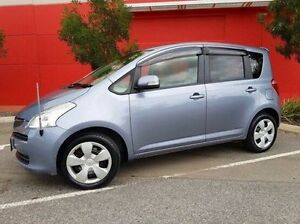 2007 Toyota Ractis Blue Constant Variable Wagon Cannington Canning Area Preview