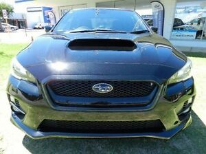 2016 Subaru WRX V1 MY16 Special Edition Lineartronic AWD Black 8 Speed Constant Variable Sedan Victoria Park Victoria Park Area Preview