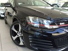 2015 Volkswagen Golf VII MY16 GTI DSG Black 6 Speed Sports Automatic Dual Clutch Hatchback Hawthorn Mitcham Area Preview