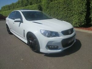 2016 Holden Commodore VF II MY16 SS V Redline White 6 Speed Sports Automatic Sedan Coolaroo Hume Area Preview