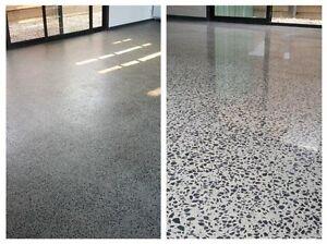 Glue/paint removal and polish concrete Cottesloe Cottesloe Area Preview