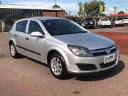 2006 Holden Astra AH MY06 CD Silver 4 Speed Automatic Hatchback Thomastown Whittlesea Area Preview