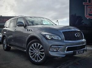 2015 Infiniti QX80 Z62 S Premium Grey 7 Speed Sports Automatic Wagon Cannington Canning Area Preview