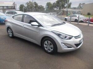 2014 Hyundai Elantra MD3 Active Silver 6 Speed Sports Automatic Sedan Dubbo Dubbo Area Preview