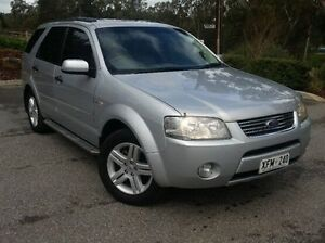 2005 Ford Territory Silver Sports Automatic Wagon Littlehampton Mount Barker Area Preview
