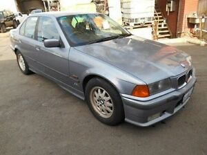 1994 BMW 318I E36 Silver 4 Speed Automatic Sedan Bayswater Bayswater Area Preview
