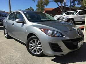 2011 Mazda 3 BL10F2 Neo Activematic Silver 5 Speed Sports Automatic Sedan Melville Melville Area Preview