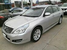 2009 Nissan Maxima J32 350 X-tronic ST-S Silver 6 Speed Constant Variable Sedan Blackburn Whitehorse Area Preview