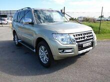 2014 Mitsubishi Pajero NX MY15 Exceed Gold 5 Speed Sports Automatic Wagon Singleton Singleton Area Preview