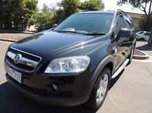 2010 Holden Captiva CG MY10 Black 5 Speed Sports Automatic Wagon Oakleigh Monash Area Preview