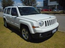 2012 Jeep Patriot  White Constant Variable Wagon East Rockingham Rockingham Area Preview