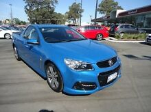 2013 Holden Ute VF MY14 SS Ute Blue 6 Speed Sports Automatic Utility Mandurah Mandurah Area Preview