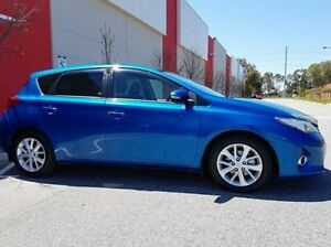 2012 Toyota Corolla ZRE182R Ascent Sport S-CVT Blue 7 Speed Constant Variable Hatchback Cannington Canning Area Preview
