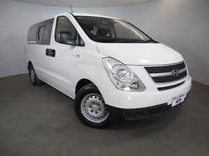2012 Hyundai iLOAD TQ2-V MY12 White 5 Speed Automatic Van Mount Gambier Grant Area Preview