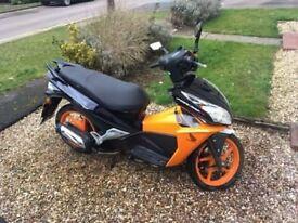 Honda nsc50 moped