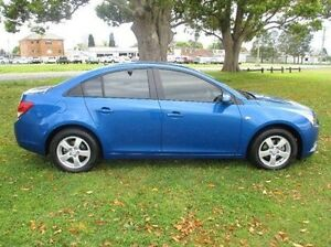 2010 Holden Cruze JG CD Blue 6 Speed Sports Automatic Sedan East Kempsey Kempsey Area Preview