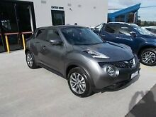 2016 Nissan Juke F15 Series 2 Ti-S X-tronic AWD Grey 1 Speed Constant Variable Hatchback Burwood Whitehorse Area Preview