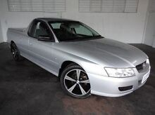 2006 Holden Ute VZ MY06 S Silver 4 Speed Automatic Utility Derwent Park Glenorchy Area Preview
