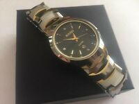 Rado Jubile Tungsten Watch Of Very High Quality For Only £195