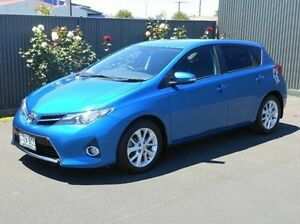 2014 Toyota Corolla ZRE182R Ascent Sport S-CVT Blue 7 Speed Constant Variable Hatchback Mount Gambier Grant Area Preview