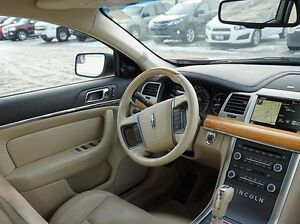 2010 LINCOLN MKS 3.5L Twin-turbo, 6-speed Auto, Dual Roof, NAV Peterborough Peterborough Area image 14
