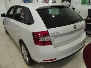 2014 Skoda Rapid Sports Automatic Dual Clutch Hatchback Seaford Frankston Area Preview