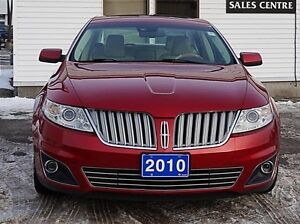 2010 LINCOLN MKS 3.5L Twin-turbo, 6-speed Auto, Dual Roof, NAV Peterborough Peterborough Area image 11