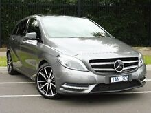 2013 Mercedes-Benz B200 CDI W246 DCT Grey 7 Speed Sports Automatic Dual Clutch Hatchback South Melbourne Port Phillip Preview