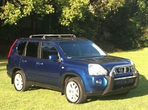 2010 Nissan X-Trail T31 MY10 TL Blue 6 Speed Sports Automatic Wagon Albion Brisbane North East Preview