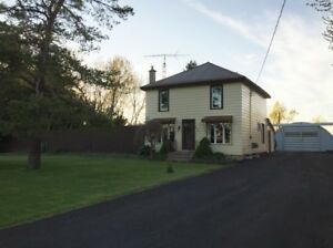 Private Country Home For Sale Hagersville, ON - Over 5 Acres!