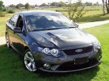 2009 Ford Falcon FG XR8 Grey 6 Speed Sports Automatic Sedan Elizabeth Playford Area Preview
