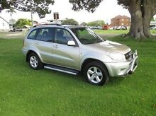 2005 Toyota RAV4 ACA23R Cruiser Gold 4 Speed Automatic Wagon East Kempsey Kempsey Area Preview