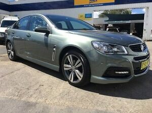 2014 Holden Commodore VF MY14 SV6 Grey 6 Speed Sports Automatic Sedan Wodonga Wodonga Area Preview