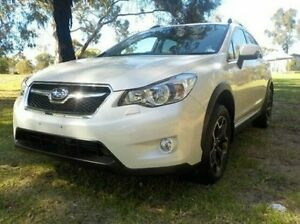 2013 Subaru XV G4X MY14 2.0i-S AWD White 6 Speed Manual Wagon Old Reynella Morphett Vale Area Preview