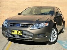 2012 Ford Falcon FG MkII G6E EcoLPi Gold 6 Speed Sports Automatic Sedan Kings Park Blacktown Area Preview
