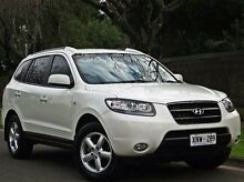2007 Hyundai Santa Fe CM MY07 SLX White 4 Speed Sports Automatic Wagon Thorngate Prospect Area Preview