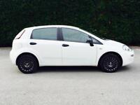 2012 12 FIAT PUNTO 1.2 POP 5D 69 BHP