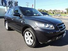 2007 Hyundai Santa Fe  Black Sports Automatic Wagon Oakleigh Monash Area Preview