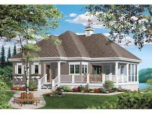 NEW $137,000 CONSTRUCTED 1000 SQ FT BUNGALOW ON YOUR LOT