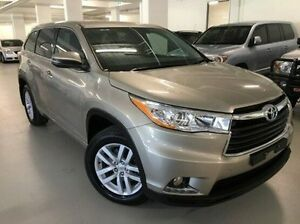 2015 Toyota Kluger GSU50R GX 2WD 6 Speed Sports Automatic Wagon Narre Warren Casey Area Preview